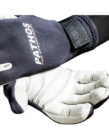 Gloves AMARA Black 1.5mm...