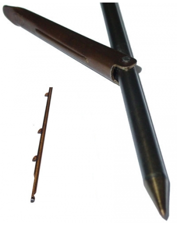 Βέργες 6.5mm Bucanero