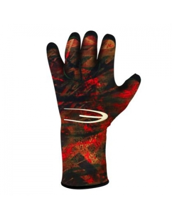 Gloves RED FUSION 3mm Epsealon