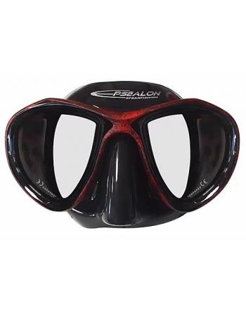 Mask E-visio2 Red + fat...