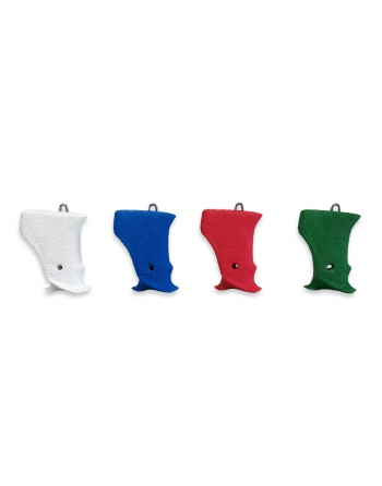 Handle Grip Blue Green Pro
